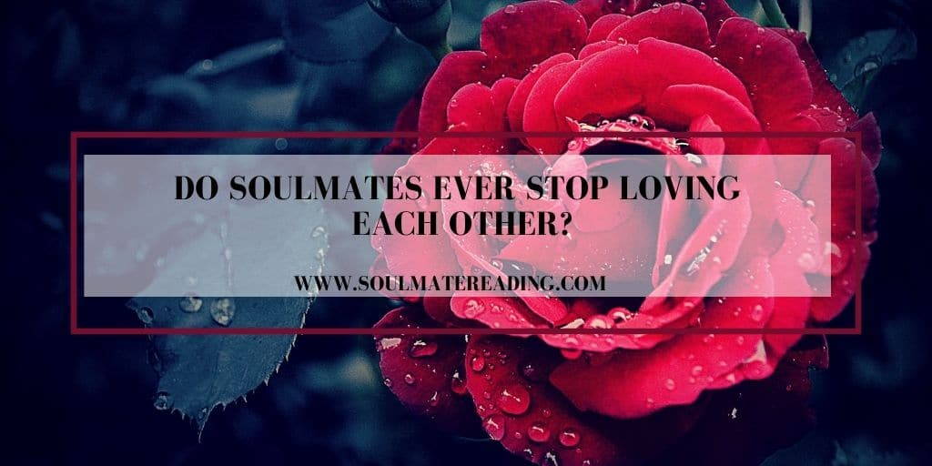 Do Soulmates Ever Stop Loving Each Other?
