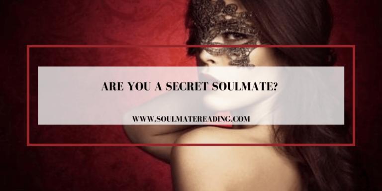 Are You a Secret Soulmate?