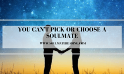 You Can't Pick or Choose a Soulmate