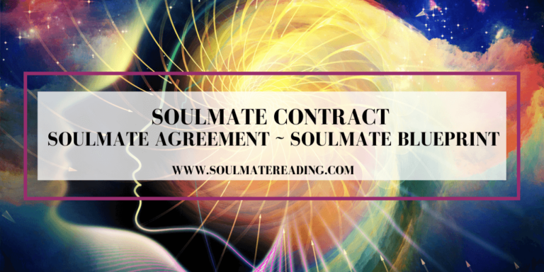 Soulmate Contract - Soulmate Agreement - Soulmate Blueprint