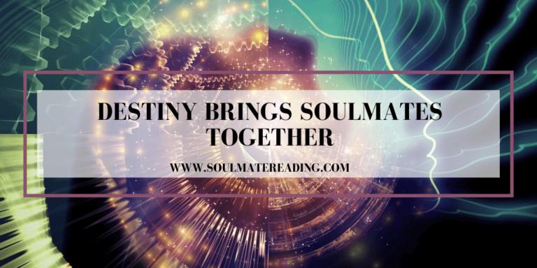 Destiny Brings Soulmates Together