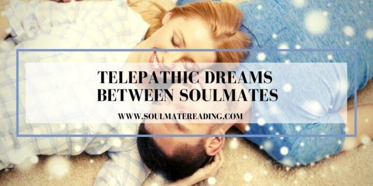 Telepathic Dreams Between Soulmates